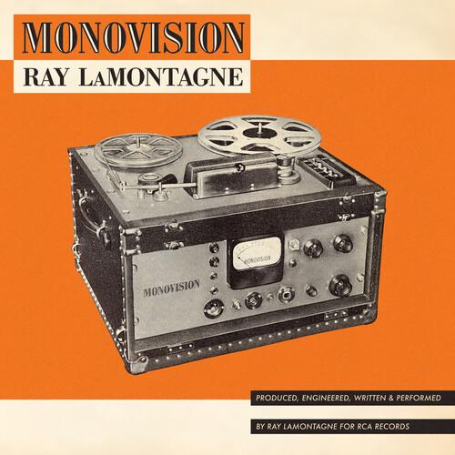 Ray LaMontagne - Monovision [LP]