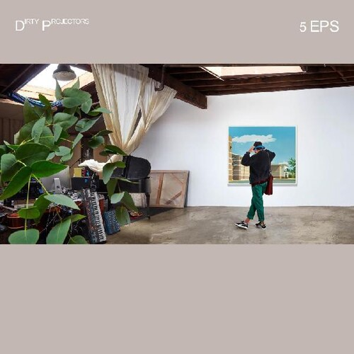 Dirty Projectors - 5EPs [LP]