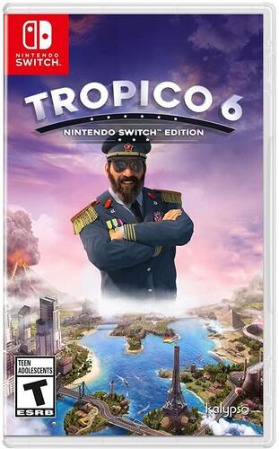 Swi Tropico 6 - Tropico 6 for Nintendo Switch