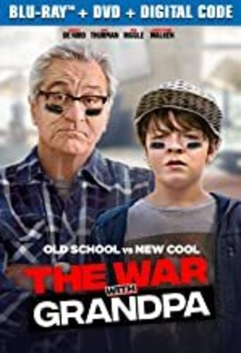 The War with Grandpa [Movie] - The War With Grandpa