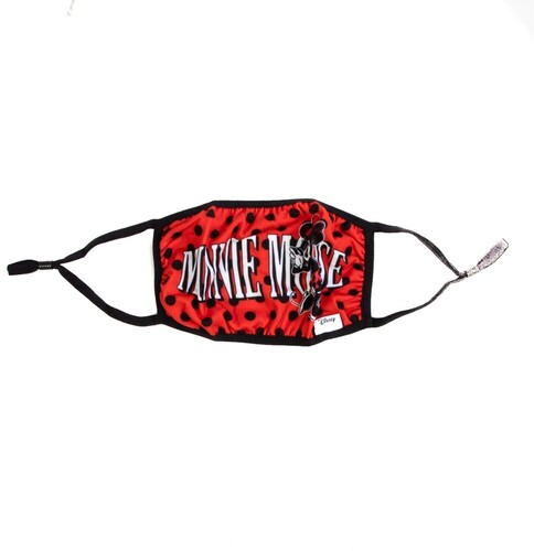 DISNEY MINNIE MOUSE ADJUSTABLE FACE COVER