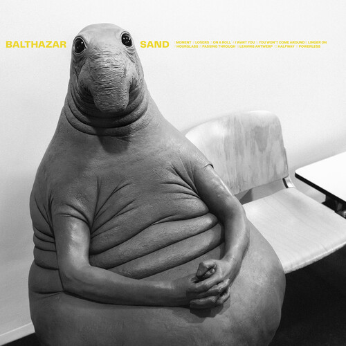Balthazar - Sand [Indie Exclusive] (Yellow Vinyl) [Limited Edition] (Ylw) [Indie Exclusive]