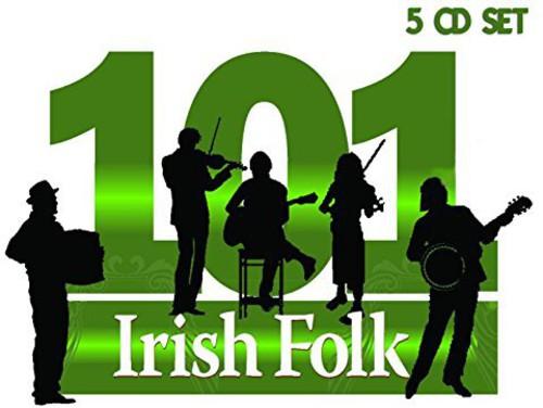 101 Irish Folk /  Various [Import]