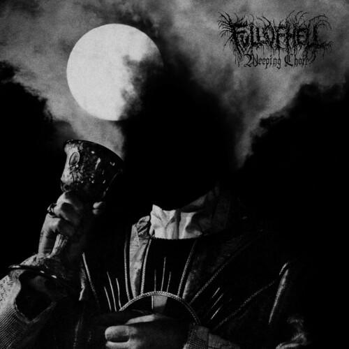 Full Of Hell - Weeping Choir [Indie Exclusive Limited Edition Heavy Black & Grey Splatter LP]