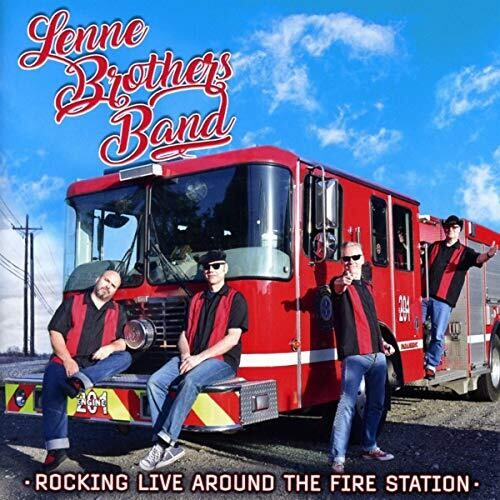 Rocking Live Around The Fire Station