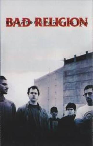 Bad Religion - Stranger Than Fiction [Cassette]