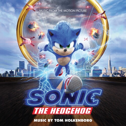 Sonic The Hedgehog: Music From The Motion Picture