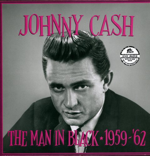 Man In Black, Vol. 2 1959-62