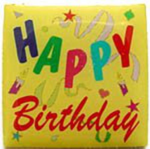 Happy Birthday [Import]