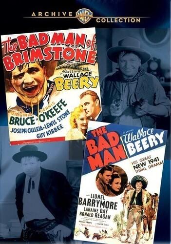 The Bad Man of Brimstone /  The Bad Man