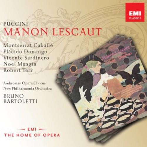 Opera Series: Puccini - Manon Lescaut