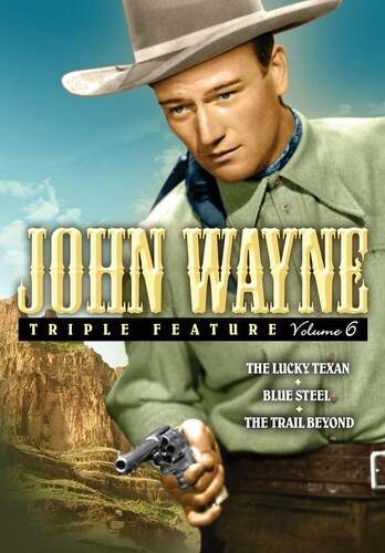 John Wayne Triple Feature: Volume 6