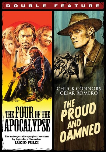 The Four Of The Apocalypse (1975)/ The Proud And Damned (1972)