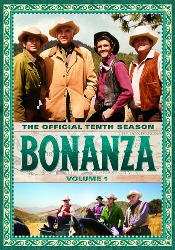 Bonanza: The Official Tenth Season Volume 1