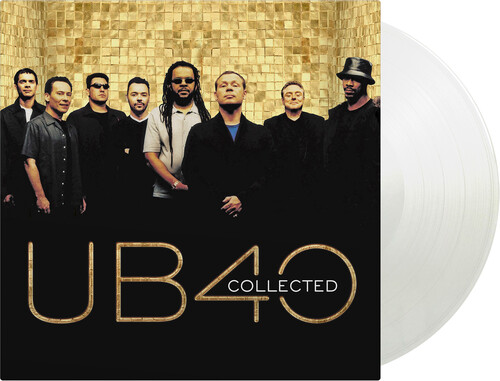 UB40 - Collected [Limited Transparent Vinyl]