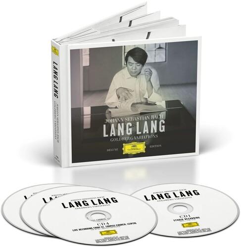 Lang Lang - Bach: Goldberg Variations [Deluxe 4CD]