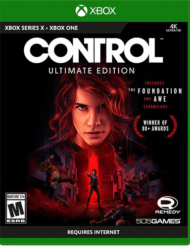 Xb1 Control - Ultimate Edition - Control - Ultimate Edition for Xbox One