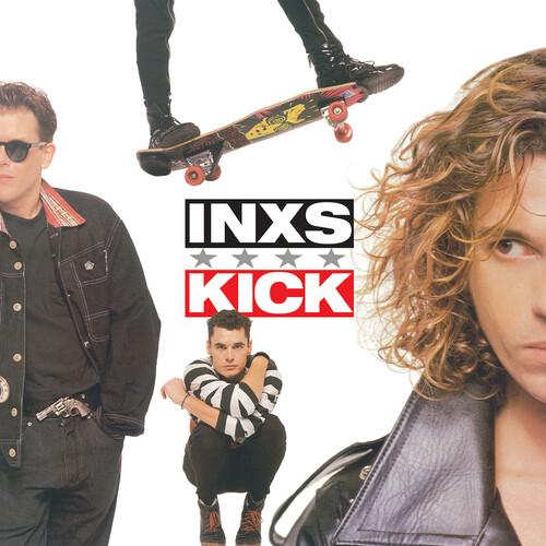 INXS - Kick [Rocktober 2020 Green LP]