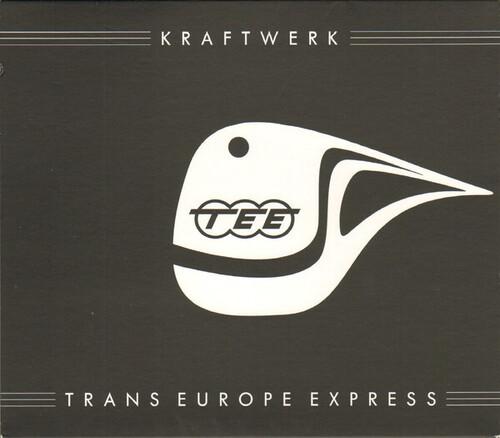 Kraftwerk - Trans-Europe Express [Indie Exclusive Limited Edition Clear LP]