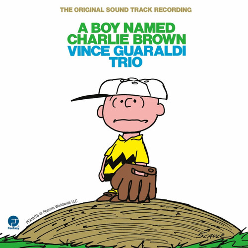 Vince Guaraldi  Trio - Boy Named Charlie Brown (Uk)