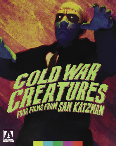 Cold War Creatures: Four Films From Sam Katzman