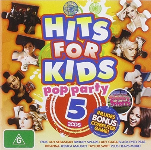 Hits for Kids-Pop Party 5 [Import]