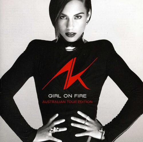 Girl on Fire Australian (Tour Edition) [Import]