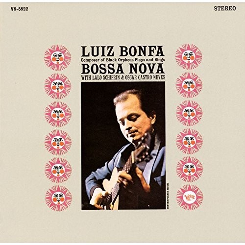 Composer Of Black Orpheus Plays & Sings Bossa Nova [Import]