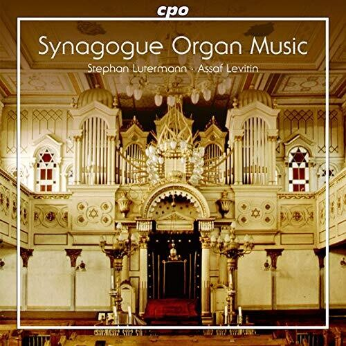 Synagogue Organ Music