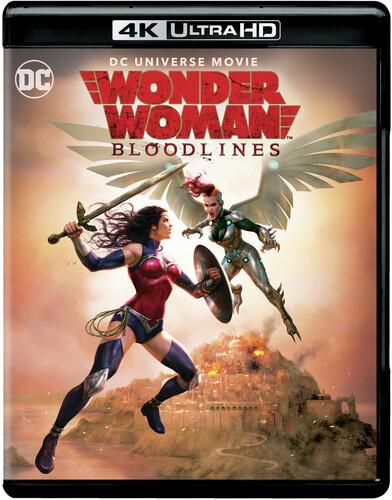 Wonder Woman: Bloodlines