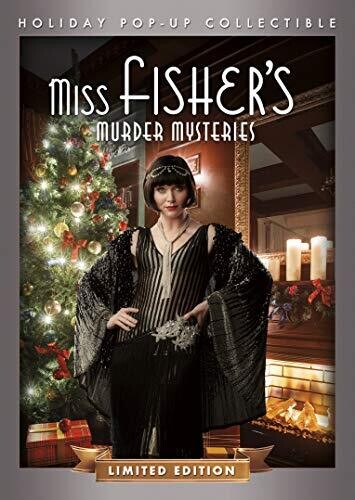 Miss Fisher's Murder Mysteries: Holiday Pop-up Collectible