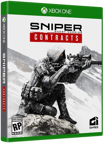 - Sniper Ghost Warrior Contracts for Xbox One