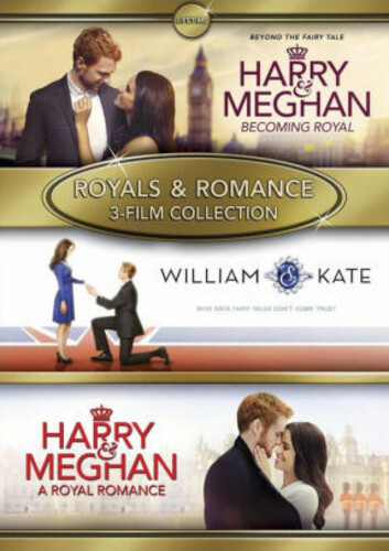 Lifetime Royals And Romance Collection