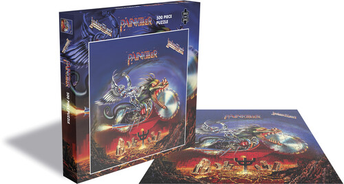 - Judas Priest Painkiller (500 Piece Jigsaw Puzzle)