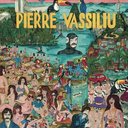 Pierre Vassiliu en Voyages