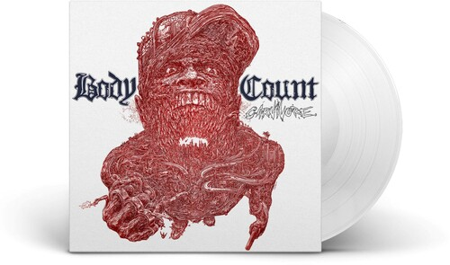 Body Count - Carnivore [Indie Exclusive Limited Edition White LP]
