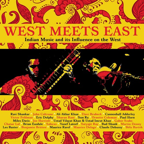 West Meets East: Indian Music & Its Influence On The West /  Various [Import]