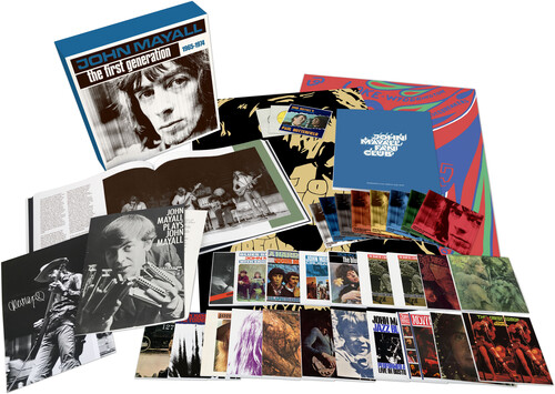 First Generation 1965-1974 (Ltd 35CD Boxset/ Book & Signed Photo) [Import]