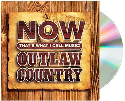 Now Outlaw Country (Various Artists)