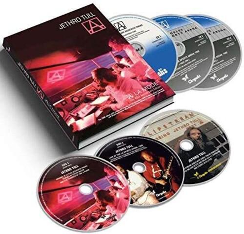 A (A La Mode) [The 40th Anniversary Edition](3CD)(3DVD)