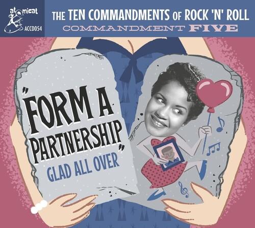Ten Commandments Of Rock 'n' Roll 5 (Various Artists)