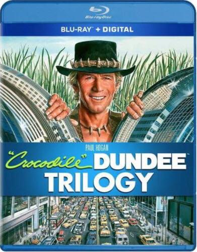 """Crocodile"" Dundee Trilogy"