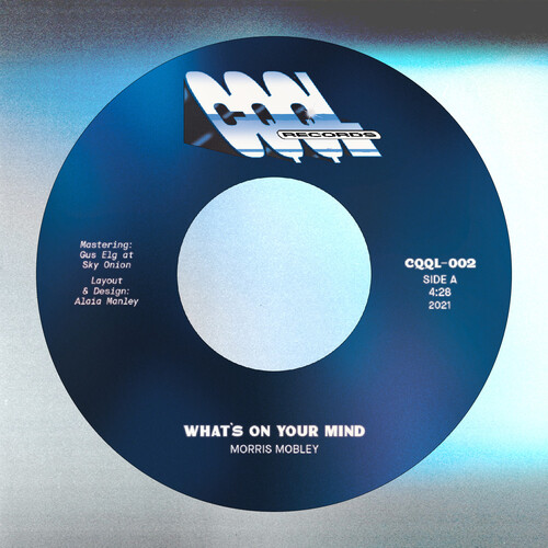 Mobley, Morris - What's On Your Mind