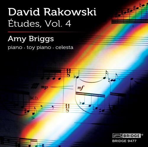 David Rakowski: Etudes, Vol. 4