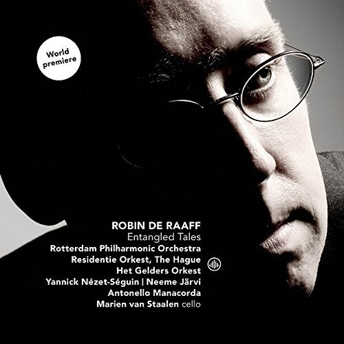 Robin de Raaff: Entangled Tales