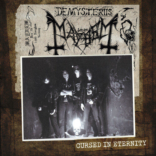 Mayhem - Cursed In Eternity (Box) (Ofgv) [With Booklet] (Uk)