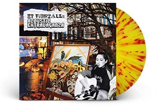 KT Tunstall - KT Tunstall's Acoustic Extravaganza [Red Colored Vinyl]