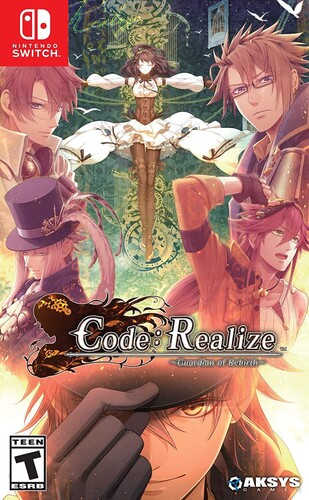 Code: Realize Guardian of Rebirth for Nintendo Switch