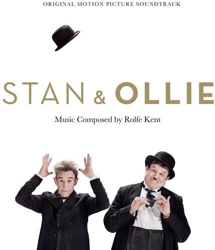 Rolfe Kent - Stan & Ollie Original Motion Picture Soundtrack [RSD BF 2019]