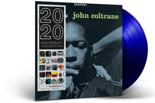 John Coltrane - Blue Train [Limited Blue Colored Vinyl]